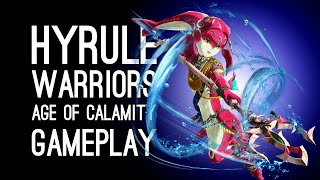 Hyrule Warriors Age of Calamity Livestream: FIRST TWO HOURS OF NEW ZELDA GAMEPLAY