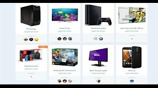 Conseguir Nintendo Switch, PlayStation 4 Slim, Pc Gaming y Muchos más premios gratis