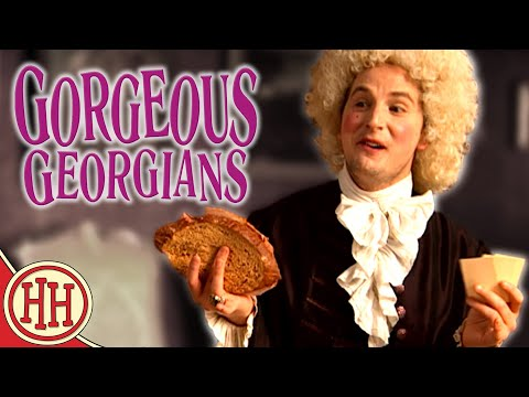 Horrible Histories - The Man Who Invented The Sandwich! | Gorgeous Georgians