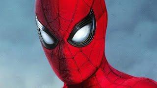 Человек паук тизер-трейлер в рисуем мультфильмы 2