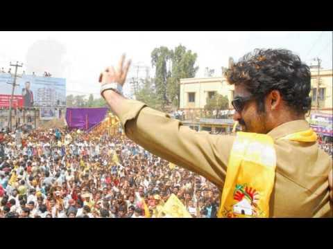Jr NTR -- THE FUTURE LEADER OF TELUGU PEOPLE - Bhavishyath Prajaa Nayakudu