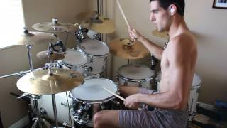 Silence Speaks by While She Sleeps: Drum Cover by Joeym71