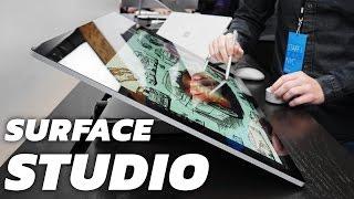 Meet the Surface Studio!