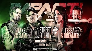 Street Fight, Michael Elgin & More in Mexico | IMPACT Friday at 10 p.m. ET