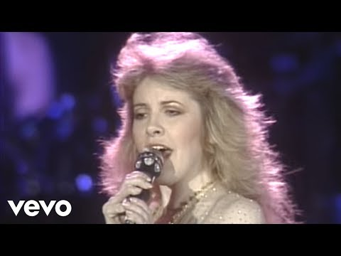 Stevie Nicks - Leather And Lace - Live 1983 US Festival