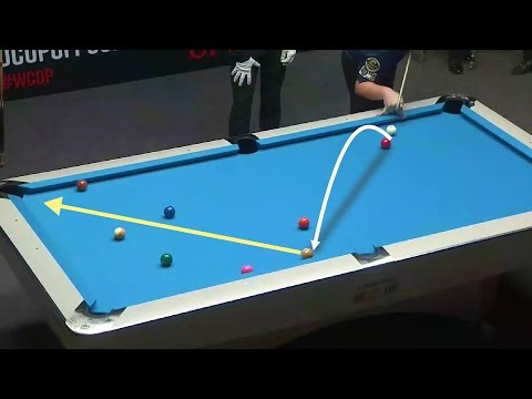 TOP 10 BEST SHOTS! World Cup Of Pool 2018  (9-ball Pool)