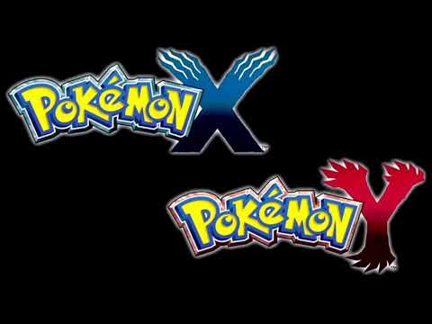 Title Screen - Pokémon X & Y