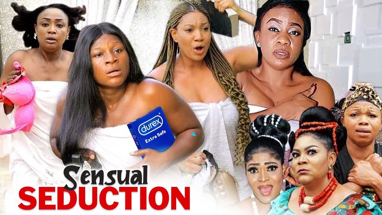 Download SENSUAL SEDUCTION (Destiny Etiko Trendy Nigerian movie) Queeneth Hilbert| LizzyGold NOLLYWOOD MOVIE