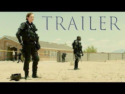 Sicario Trailer