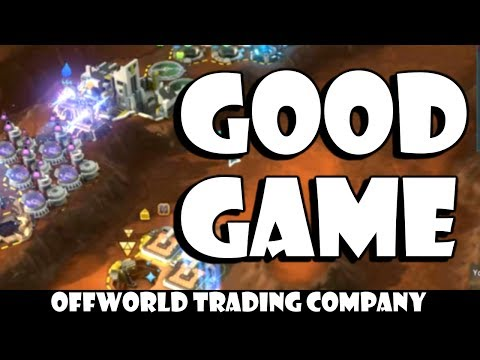 Offworld Trading Company - Best Match of the year so far