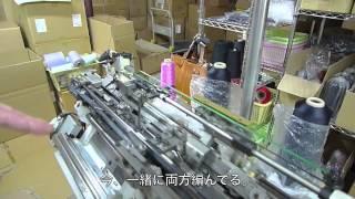 今や貴重な国内の手ぶくろ工場、福岡県久留米市の「株式会社イナバ」さ...
