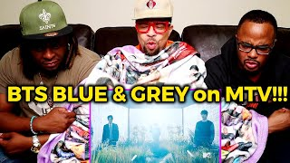 What an Experience!! | BTS 'Blue & Grey' MTV Unplugged REACTION!!