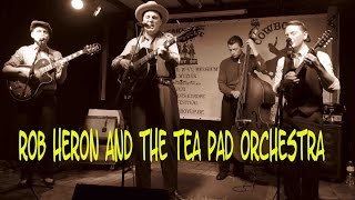 Rob Heron and The Tea Pad Orchestra Cowboy Up