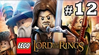 LEGO Lord of The Rings : Episode 12 -  Warg Attack (HD) (Gameplay)