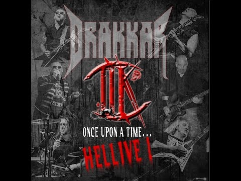 "DRAKKAR - Angels of Stone LIVE at ""Titans Fest"" Official Video"