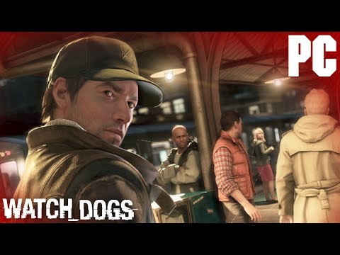WATCH_DOGS Gameplay - Hacking A CITY BLACKOUT - PC Graphics Ultra Settings