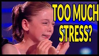 "Top 3 VERY EMOTIONAL ""CHILDREN START TO CRY"" AUDITIONS on BRITAIN"