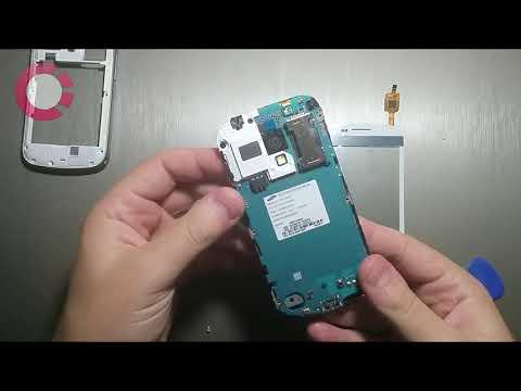 Samsung Galaxy S Duos 2 - Trocando Tela, Placa ou Câmera - Blackmobile.com.br