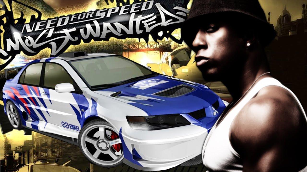 2016 Lancer Evolution >> #8 Zagrajmy w Need for Speed: Most Wanted 2005 - EARL - Mitsubishi Lancer Evolution VIII - 60 ...