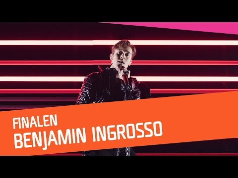 FINAL: Benjamin Ingrosso – Dance You Off | Melodifestivalen 2018