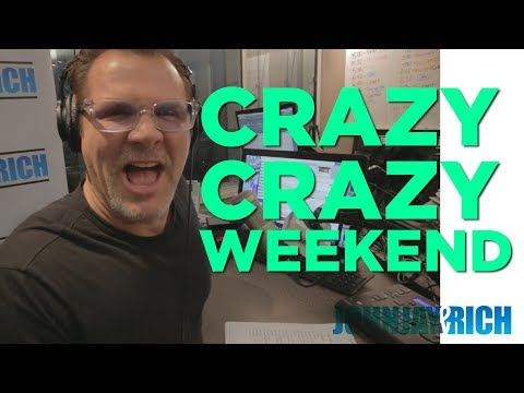 In-Studio Videos - Johnjay and Rich Had VERY Different Weekends!