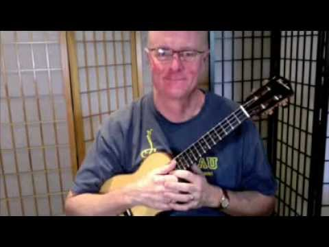 Here,There And Everywhere - Solo Ukulele - Beatles