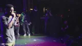 """Isiah Rashad - """"Shot You Down"""" Live at Webster Hall"""