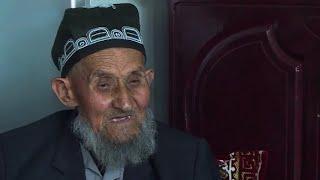 105-летний ветеран войны из Таджикистана. Воспоминания солдата