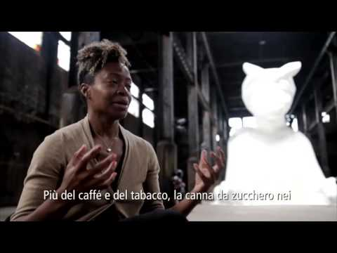 Kara Walker Interview - Domino Sugar Factory