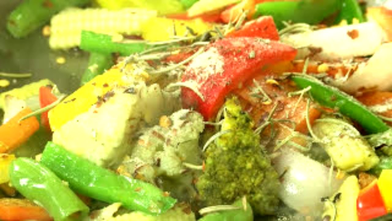 How to make continental veg fry redpix good life youtube forumfinder Images