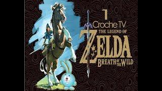 legend of zelda breath of the wild прохождение на русском ►1