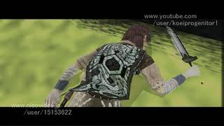 [TAS] Shadow of the Colossus #04 #09 Japanese Ver