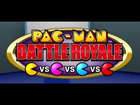 Pac-Man Museum Pac-Man Battle Royale