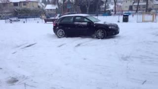 audi a3 3 2 quattro snow drift