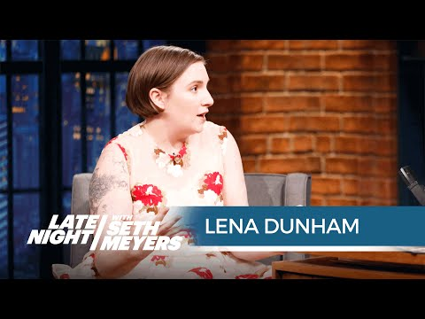 "Lena Dunham Went ""Basic Instinct"" on this Season of Girls"