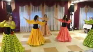 Танец Живота Саратов  Цыганский рук Наталия Комиссарова