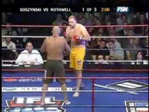 IFL Ben Rothwell vs Krzysztof Soszynski 42906