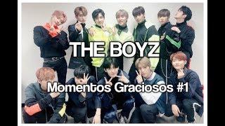 THE BOYZ Momentos Graciosos #1