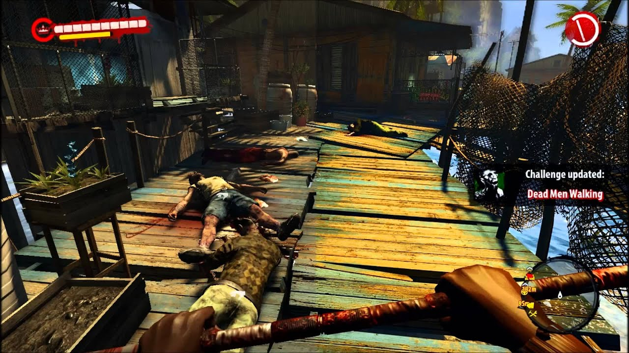 Dead Island Riptide Multiplayer Split Screen