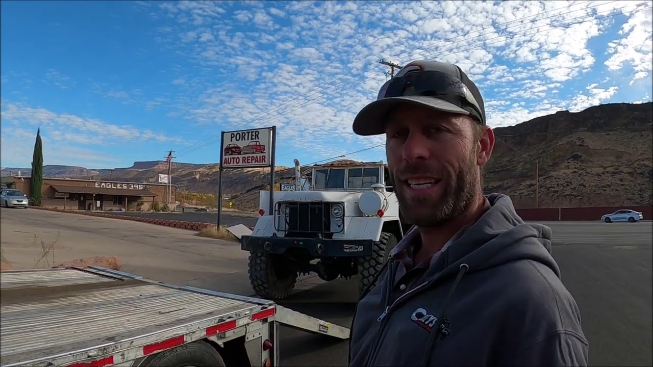 Mystery Delivery at Casey's Off Road Recovery