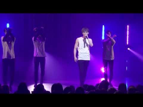"""NU'EST """"Action""""(2016 NU'EST JAPAN TOUR 〜ONE FOR L.O.Λ.E〜)"""