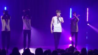 "NU'EST ""Action""(2016 NU'EST JAPAN TOUR ~ONE FOR L.O.Λ.E~)"