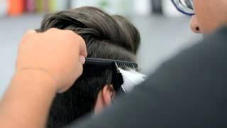 New hair cut  style