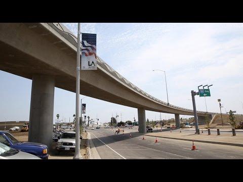 Harbor Freeway Access Improvements in Wilmington
