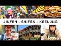 TAIWAN TRAVEL VLOG: Jiufen, Shifen, Keelung Night Market, Raohe Night Market