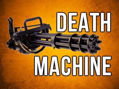 Black Ops 2 In Depth - Death Machine Pointstreak