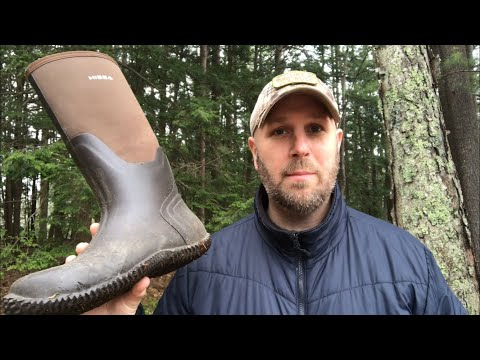 Budget-Friendlier Boots: Hisea Hunting & Outdoor Boots - Rubber And Neoprene