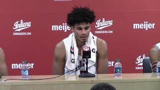 Video: The Hoosiers React – Michigan State