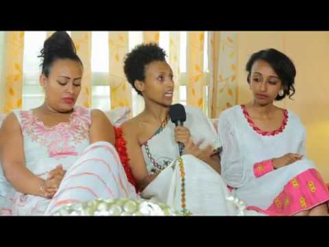Ethiopia- Interview with Ethiopian Fashion Designers - Yemaweraw Alegn -የማወራው አለኝ- thumbnail