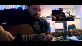Gabri - Vasco Rossi - assolo di chitarra acustica